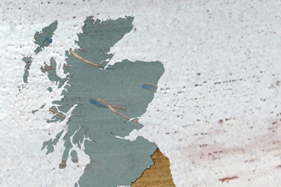 scotland and the north